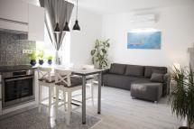 nappali és étkező